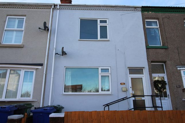 4 bed terraced house for sale in 86 Thrunscoe Road, Cleethorpes, N.E. Lincs DN35