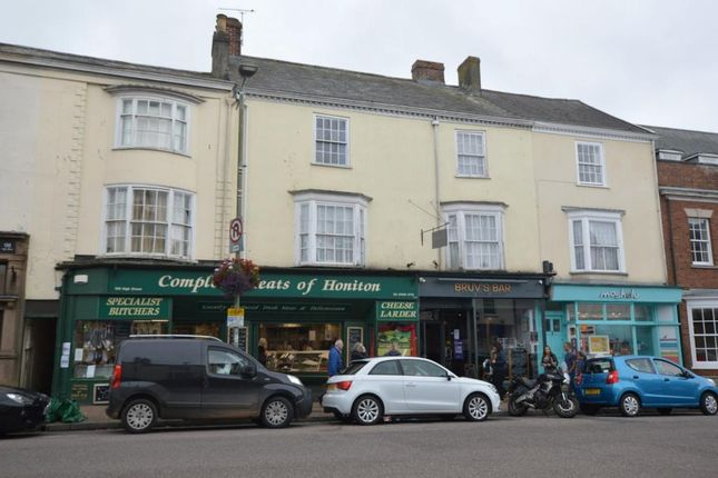 Thumbnail Maisonette for sale in St. John Close, High Street, Honiton