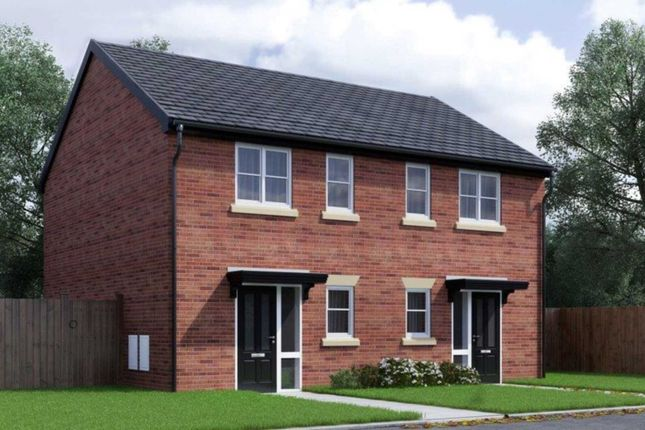 Thumbnail Mews house for sale in Hough Fold Way, Harwood, Bolton