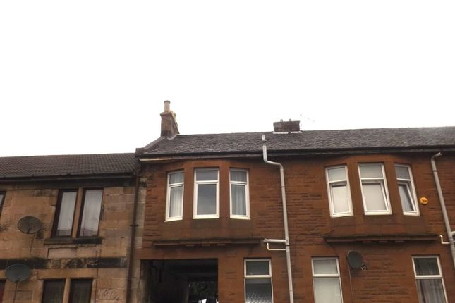 Thumbnail Flat to rent in Clydesdale Road, Bellshill, North Lanarkshire