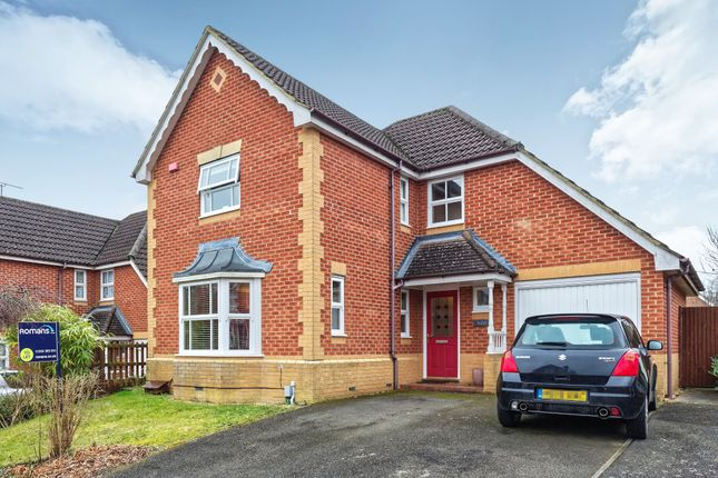 Decouttere Close, Church Crookham, Fleet GU52