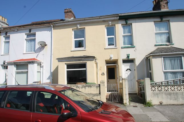 Thumbnail Terraced house for sale in Julian Street, Plymouth