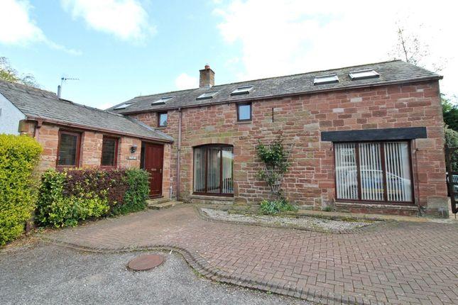 Thumbnail Barn conversion for sale in Old Barn, Hayton, Brampton