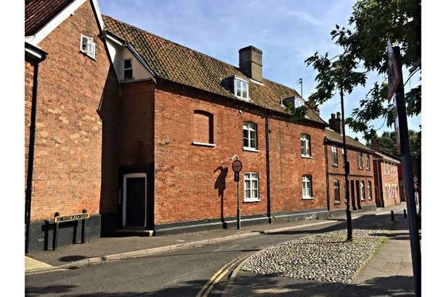 Thumbnail Flat for sale in Church Street, Dereham