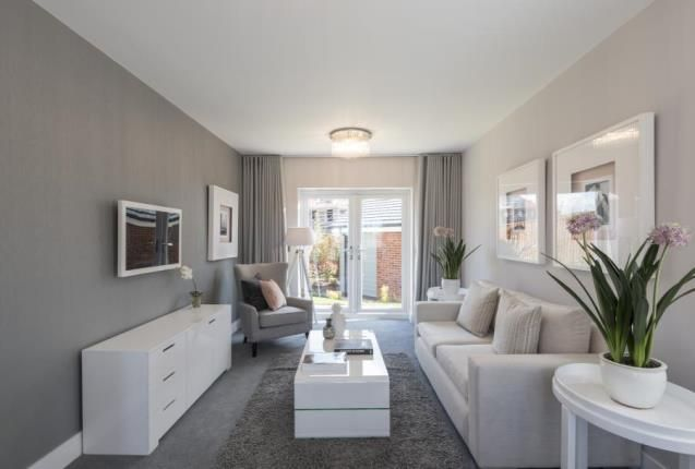 Thumbnail Detached house for sale in Victoria Park, Boothen Old Road, Stoke-On-Trent