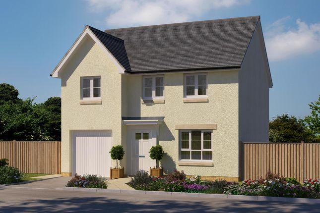 "Thumbnail Detached house for sale in ""Invercauld"" at Mugiemoss Road, Bucksburn, Aberdeen"