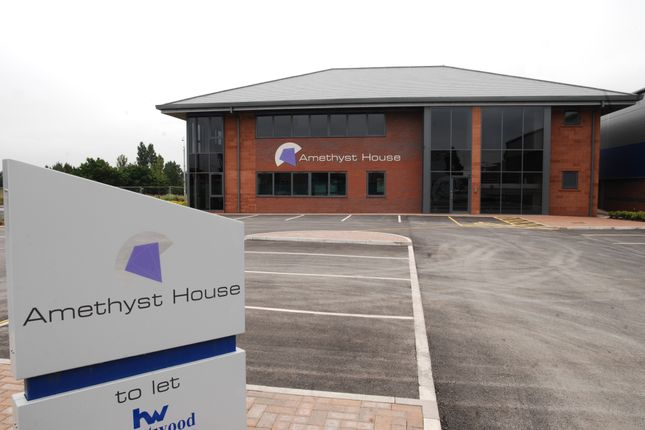Thumbnail Office to let in Amethyst House, Leigh Business Park, Meadowcroft Way, Leigh