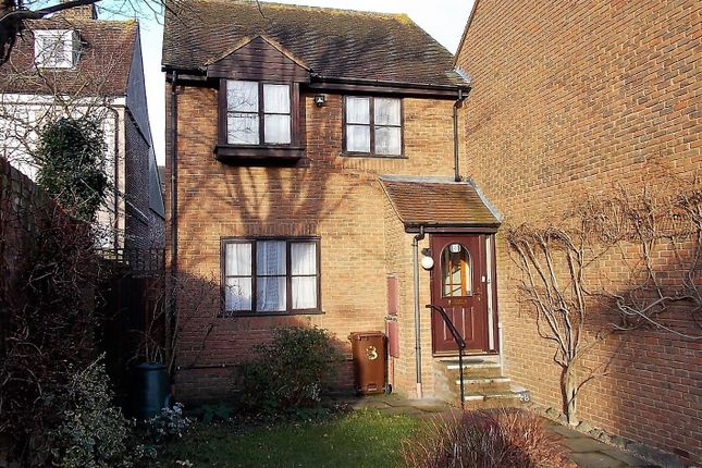 Thumbnail End terrace house for sale in Nags Head Lane, Rochester