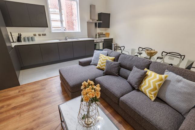 Thumbnail Duplex to rent in Bold Street, Liverpool