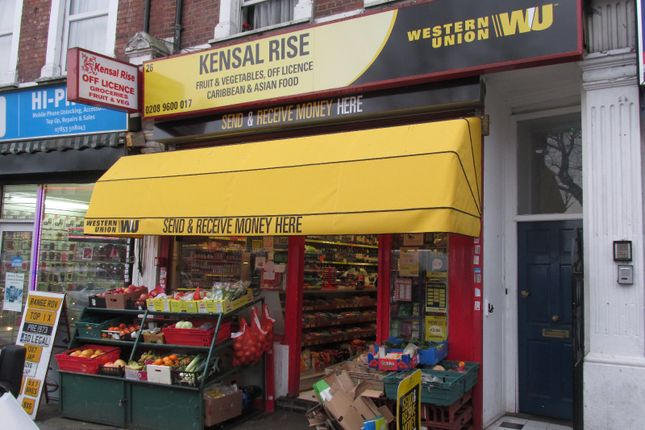 Thumbnail Retail premises for sale in Station Terrace, London