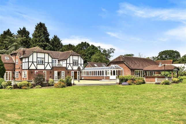 Thumbnail Detached house to rent in Galley Lane, Arkley, Barnet