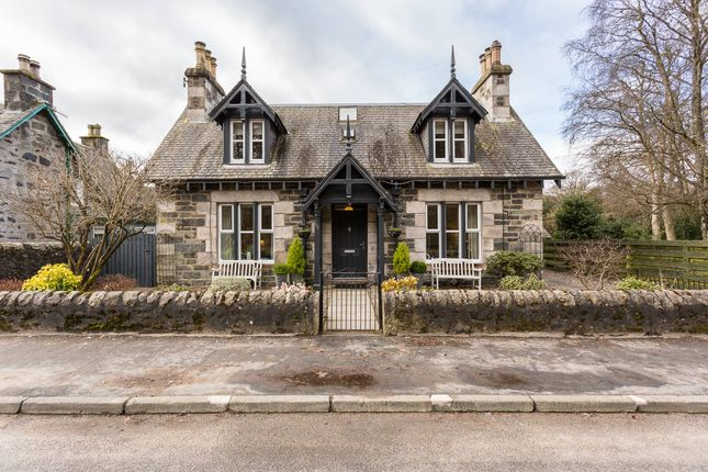Thumbnail Detached house for sale in Atholl Road, Pitlochry