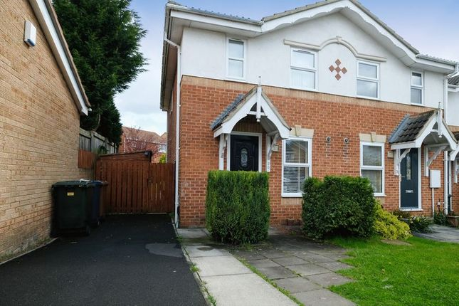 Thumbnail Terraced house for sale in Redewood Close, Slatyford, Newcastle Upon Tyne