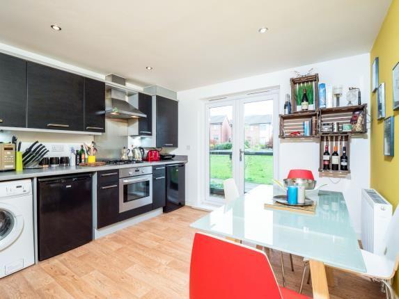 Kitchen Diner of Christie Lane, Salford, Greater Manchester M7