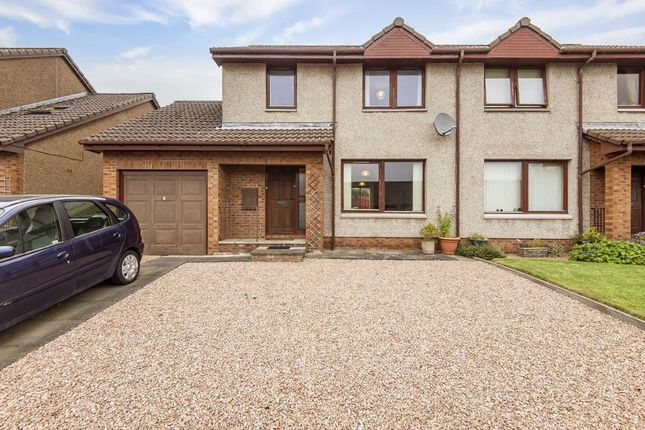 3 bed semi-detached house for sale in Edenbank Road, Cupar, Fife KY15