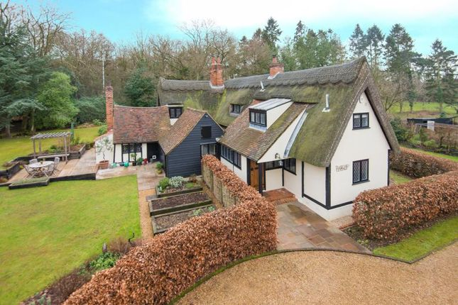 5 bed equestrian property for sale in Heath Road, Little Braxted, Witham, Essex