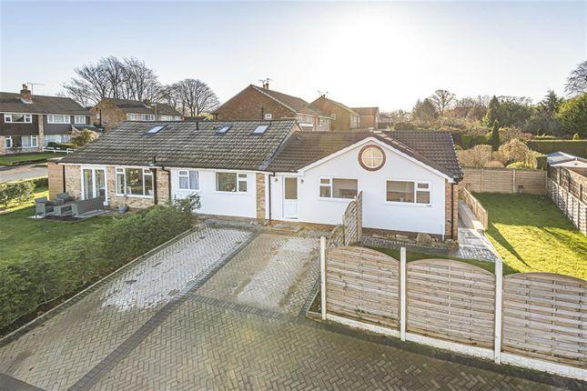 Detached bungalow for sale in Linton Avenue, Alwoodley, Leeds