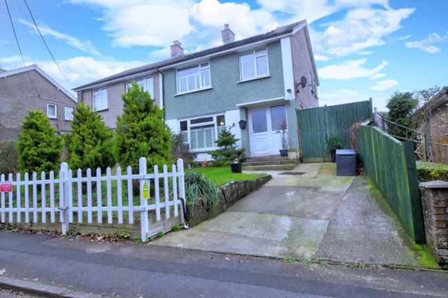 Thumbnail Semi-detached house for sale in Hyatts Wood Road, Backwell, Bristol