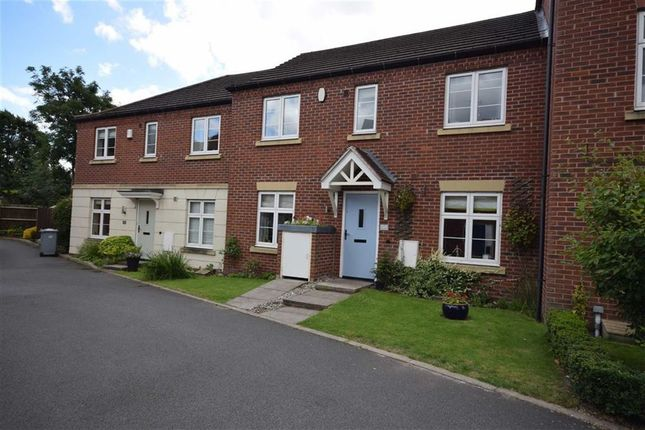 Thumbnail Terraced house for sale in Palmers Court, Southwell, Nottinghamshire