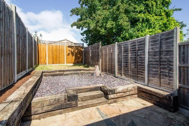 Garden of Gilders Road, Chessington, Surrey KT9