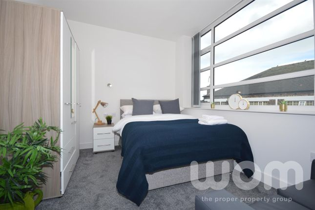 Thumbnail Flat to rent in Campbell Place, Penkhull, Stoke-On-Trent