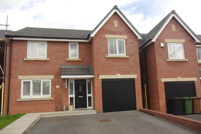 Thumbnail Detached house to rent in Jennie Blackamore Way, Crossgates, Leeds