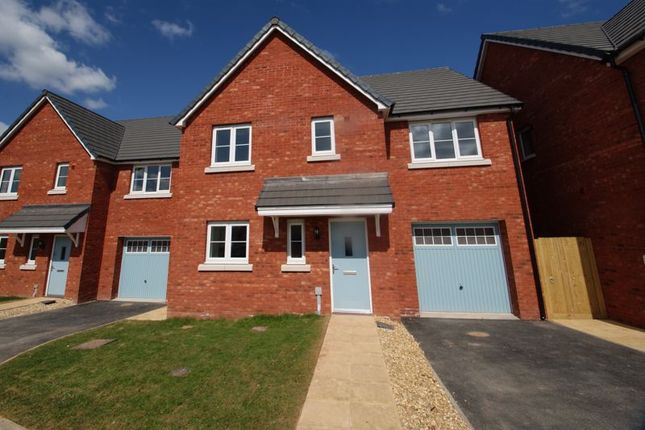 4 bed detached house to rent in Sybil Mead, Exeter EX1