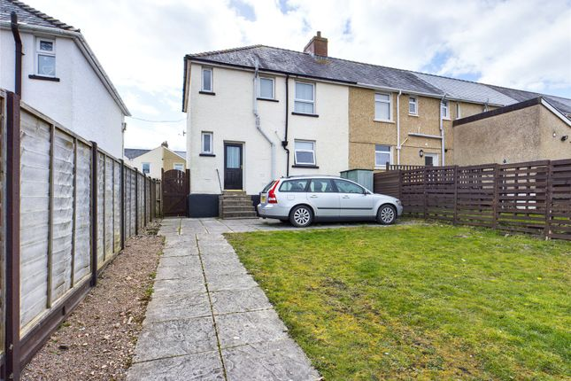 Thumbnail End terrace house for sale in Lilian Grove, Glyncoed, Ebbw Vale, Gwent