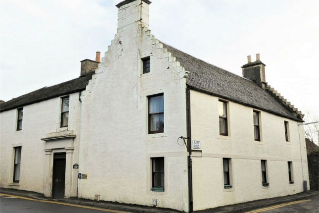 Thumbnail End terrace house for sale in Cameron House, 26 Cupar Road, Auchtermuchty, Fife