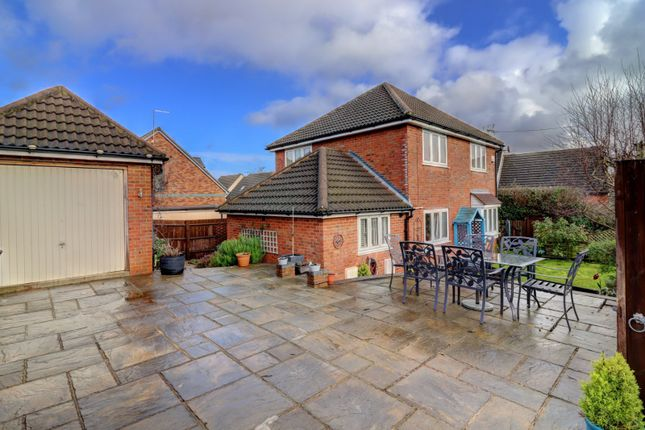 Thumbnail Detached house for sale in Windrush Drive, High Wycombe, Buckinghamshire