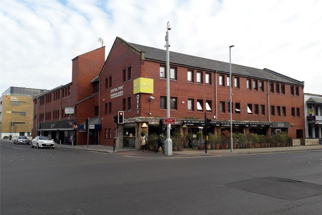 Office to let in Central Point, 202-206 Linthorpe Road, Middlesbrough, North East