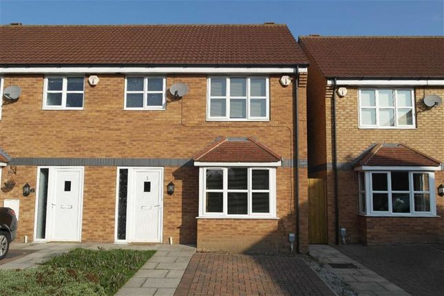 Thumbnail Semi-detached house to rent in Tyrell Oaks, Hedon