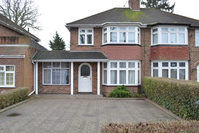 Thumbnail Semi-detached house to rent in Firs Drive, Cranford