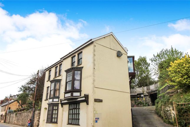 Thumbnail Maisonette for sale in King Street, Combe Martin, Ilfracombe