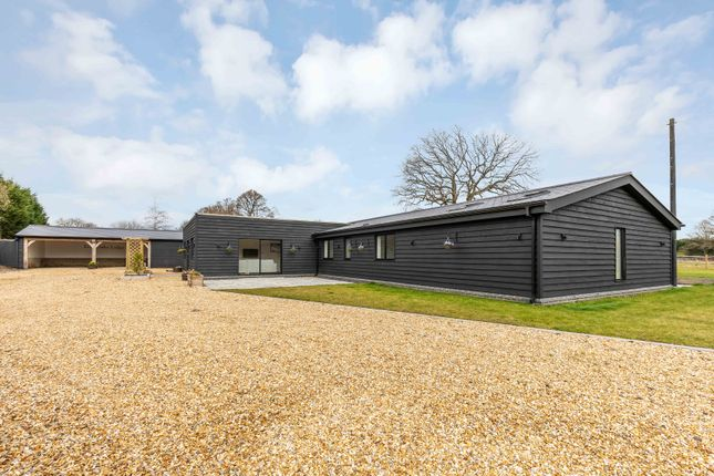 Thumbnail Barn conversion for sale in Five Oaks Road, Slinfold, Horsham