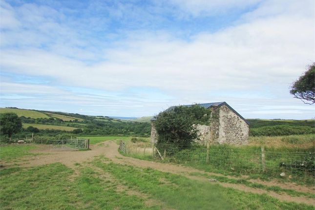 Thumbnail Land for sale in Kite Hermitage, Roch, Haverfordwest