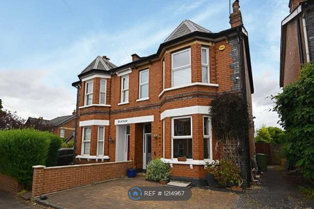 Thumbnail Semi-detached house to rent in Cirencester Road, Charlton Kings, Cheltenham