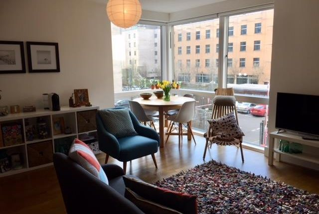 Thumbnail Flat for sale in 123 Electra House, Falcon Drive, Cardiff Bay