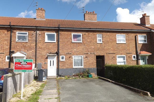Thumbnail Flat for sale in Clayhill Green, Little Sutton, Ellesmere Port
