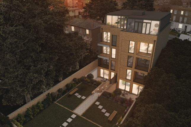 Thumbnail Flat for sale in Flat 9, 168 Queens Road, Peckham, London
