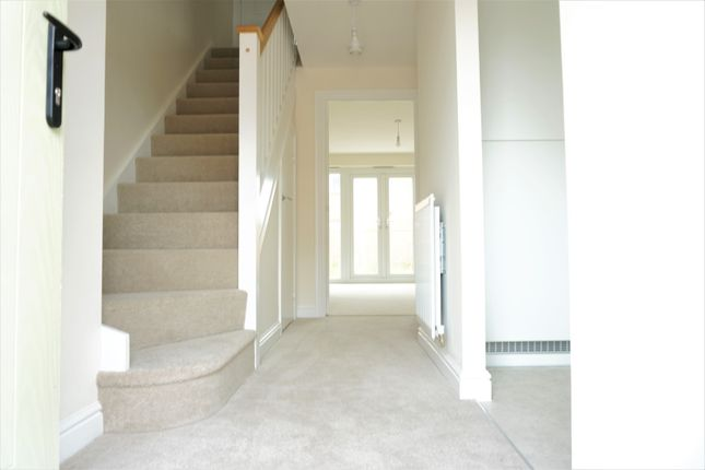 Hallway of 21 Shire Way, Tattenhall, Chester CH3