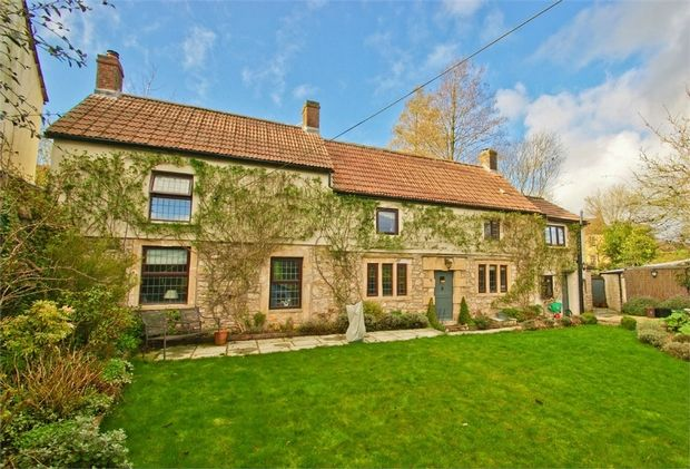 Thumbnail Cottage for sale in Downside, Shepton Mallet, Somerset