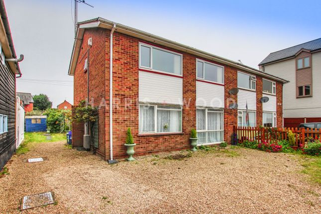 Thumbnail Flat for sale in High Street, Rowhedge, Colchester
