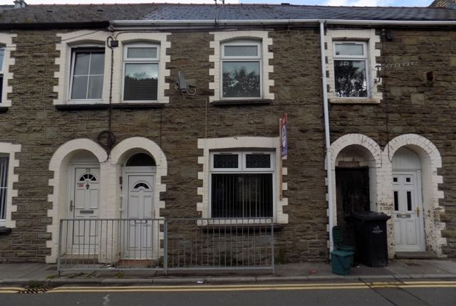 Thumbnail Terraced house to rent in Castle Street, Abertillery