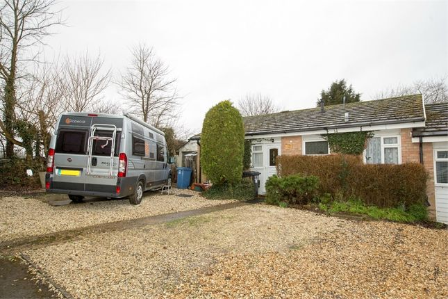 Thumbnail End terrace house for sale in Ashley Close, Crondall, Farnham, Hampshire