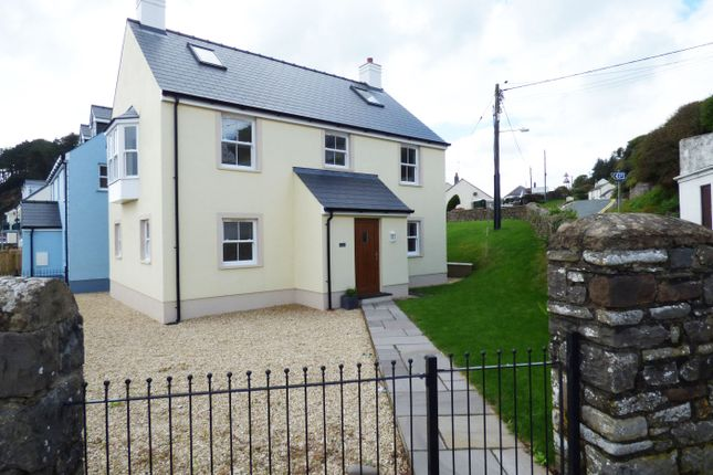 Thumbnail Detached house for sale in Amroth, Narberth
