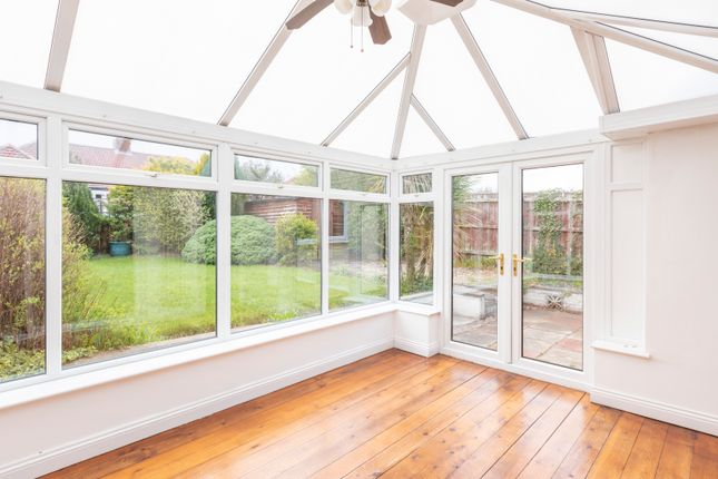 Thumbnail Bungalow for sale in Bosworth Gardens, Newcastle Upon Tyne