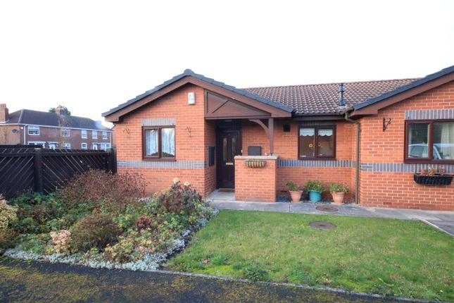 Front of Tynedale Court, Kirk Sandall, Doncaster DN3