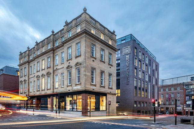 Thumbnail Flat to rent in Plummer House, Newcastle Upon Tyne