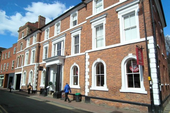 Thumbnail Flat for sale in Chatterton House, Church Lane, Nantwich
